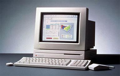 Mac LC mit 12zoll Monitor