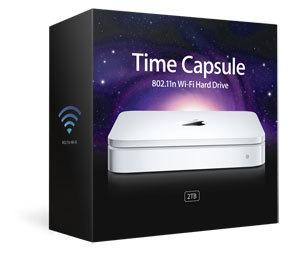 AirPort Time Capsule 802.11n